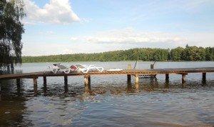 Urlaub am Ellbogensee an der Mecklenburger Seenplatte (Brandenburg)