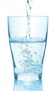 Fasten: Wasser hilft