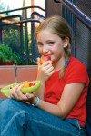 Bei Obst besteht keine Glutenunverträglichkeit und es ist gesund und Stress vorbeugend