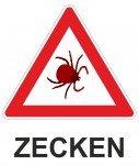 Zeckenstich