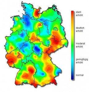 Grippewelle Sachsen